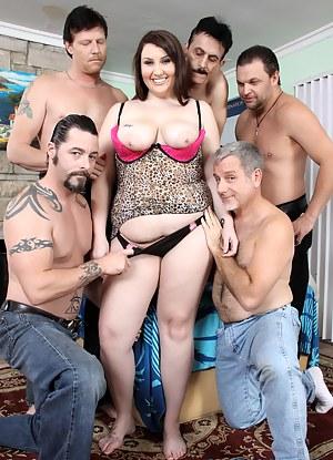 Big Boobs Gangbang Porn Pictures