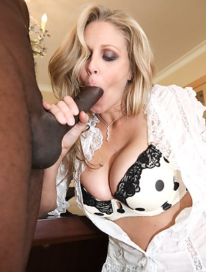 Big Black Cock and Boobs Porn Pictures