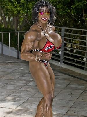Big Boobs Bodybuilder Porn Pictures