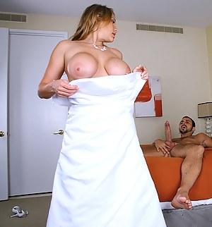 Big Boobs Bride Porn Pictures